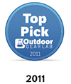 OutdoorGearLab • Top Pick