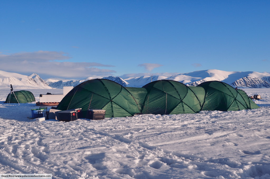 ... Three Atlas tents linked with the optional connector shown here on Baffin Island in Canada ... & Atlas u2022 Group tent u2022 Hilleberg