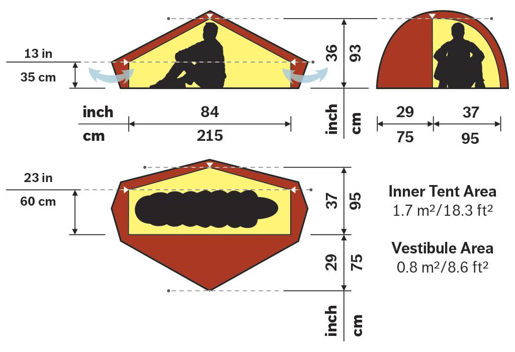 1  sc 1 st  Hilleberg Tents & Enan u2022 1 person tent u2022 Hilleberg