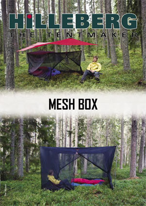 Mesh Box Pitching Instructions