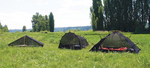 Mesh Inner Tents & Hilleberg shelters