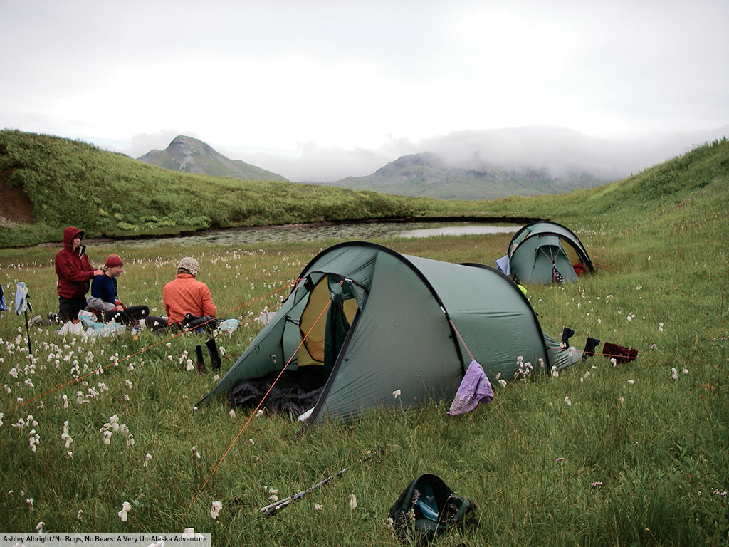 A Nallo and Nallo GT on a lake shore in Alaska. & Nallo 2 u2022 2 person tent u2022 Hilleberg