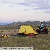 Disconnect the inner and outer tents to use the inner tent alone in warm and dry conditions. Or use the outer tent alone as a group gathering spot in camp or as an impromptu lunch shelter.