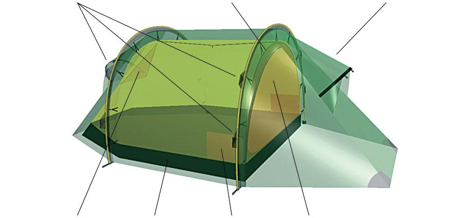 Inner tent vent  sc 1 st  Hilleberg Tents & Nammatj 2 u2022 2 person tent u2022 Hilleberg