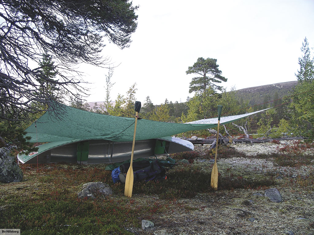 ... The Tarp 20 is ideal on canoe trips where it can be set up in ... & Tarp u2022 Hilleberg the Tentmaker