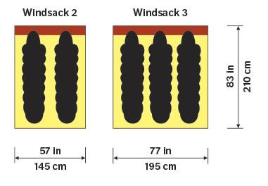 Windsack 2D
