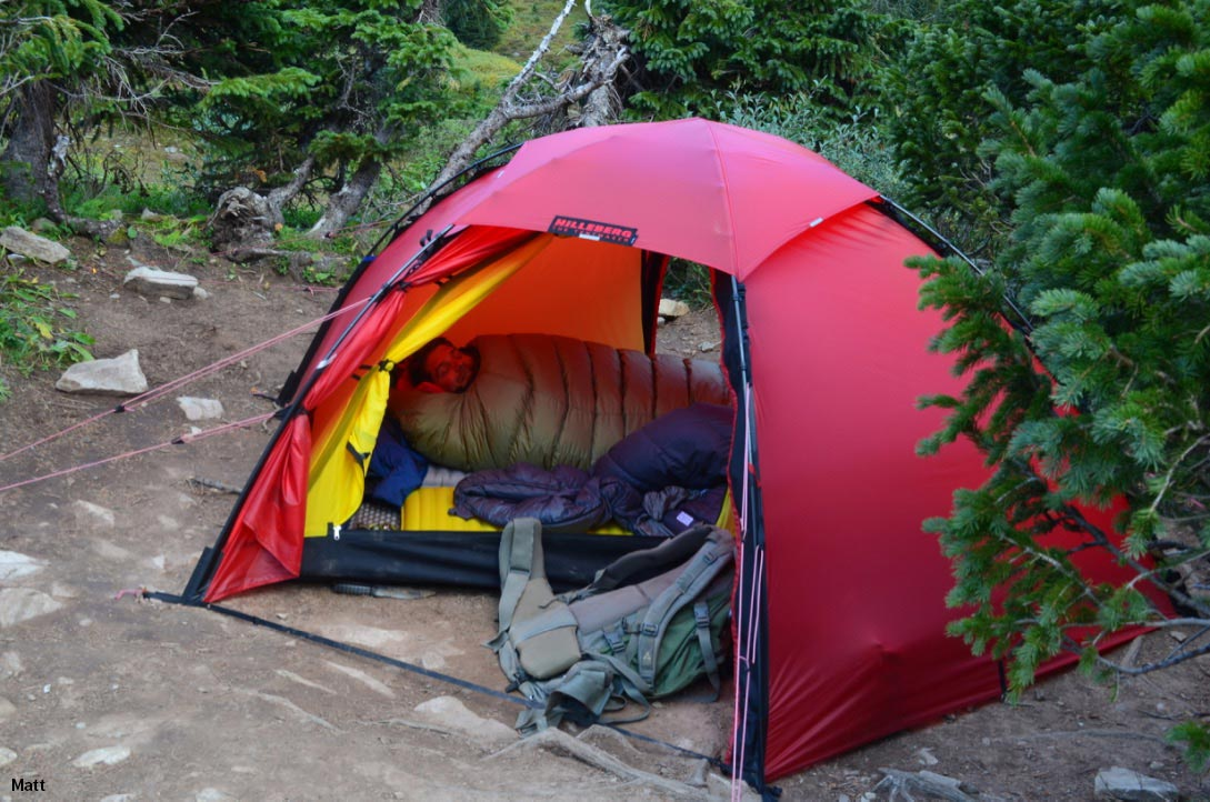 Hi Hilleberg I recently purchased the Staika. It is an awesome tent. I am very impressed with it. We have taken two trips with the tent so far. & Testimonials from Hilleberg campers