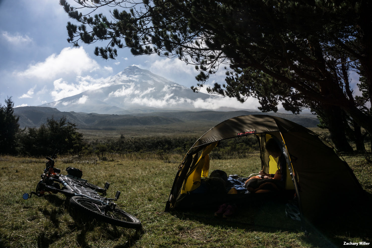 Hello Hilleberg My wife and I picked up one of your Allak tents last year to serve as our go-to international bicycle touring and winter adventuring tent ... & Testimonials from Hilleberg campers