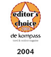 De Kompass • Overall Test Winner