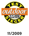 Outdoor • Test Winner