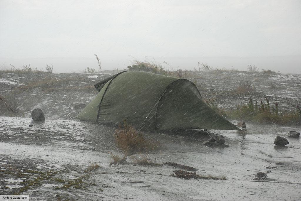 Nammatj 3 • 3 person tent • Hilleberg